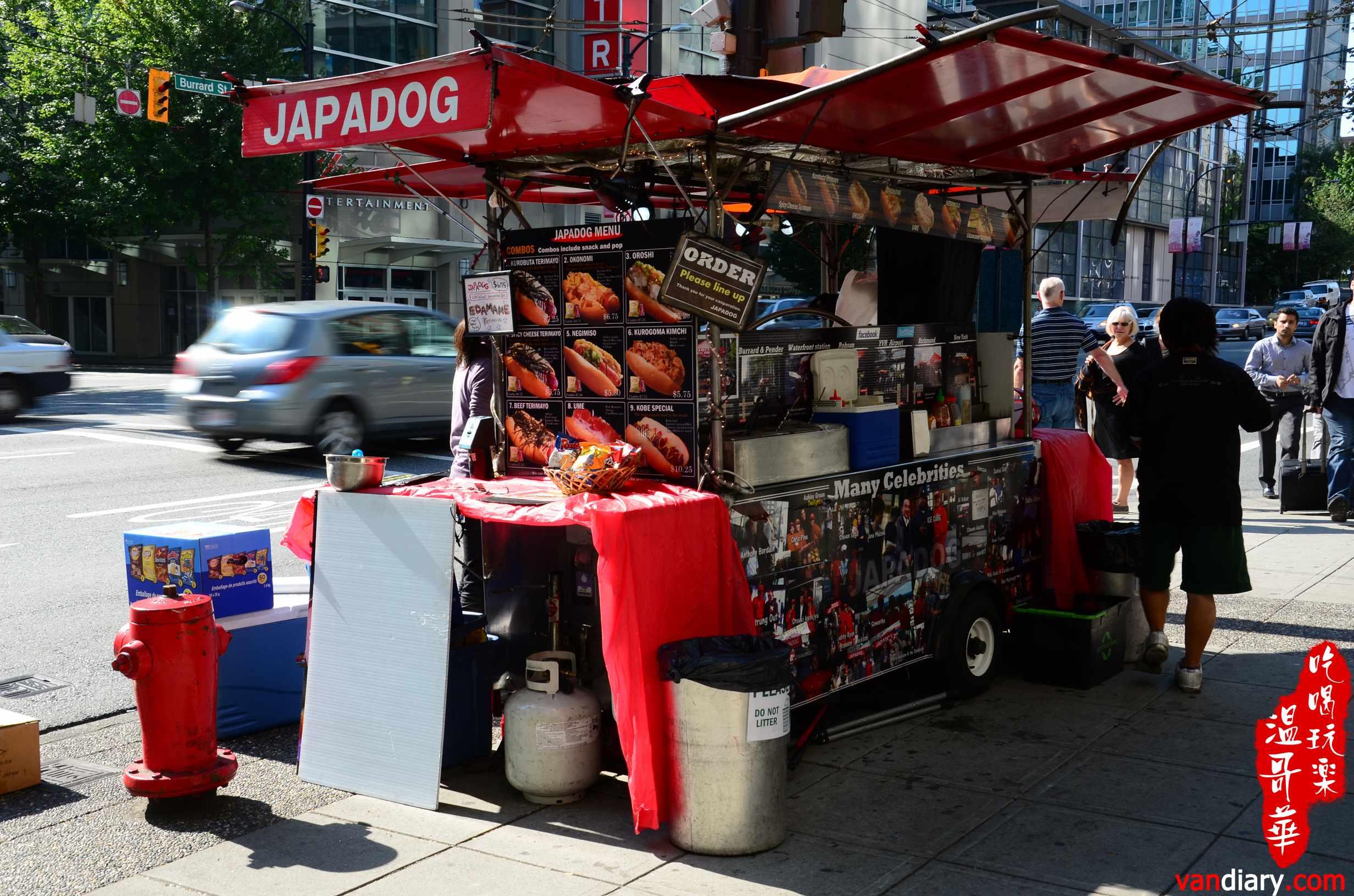 World's Best Street Eats Tour 全球最佳街頭美食之旅 - Vancouver