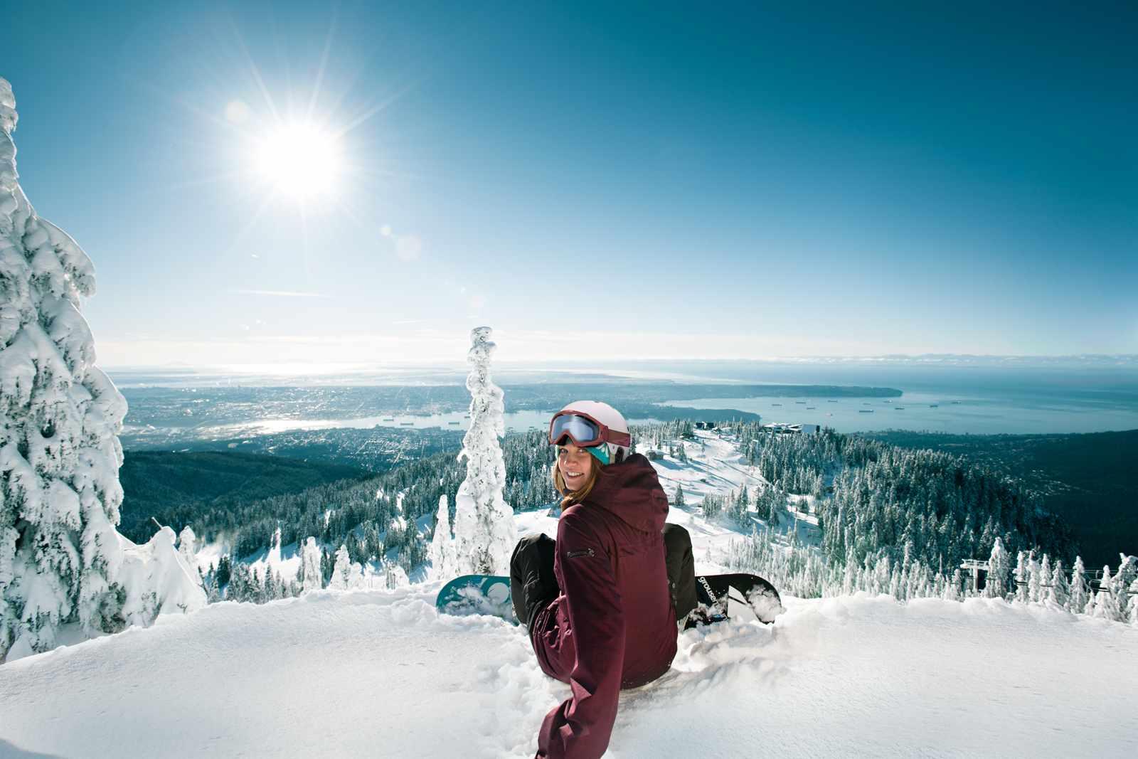 BC省滑雪指南