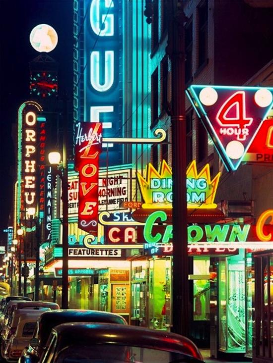 新Visible City app帶你返回溫哥華霓虹燈時代