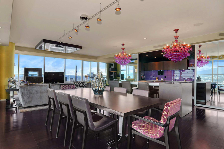 溫哥華Fairmont Pacific Rim penthouse以$2.1千萬售出