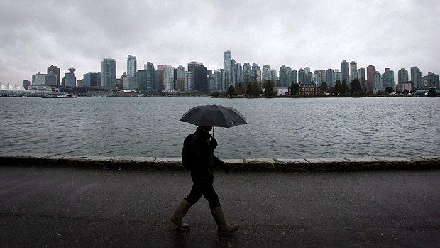 溫哥華洪災風險全球排11位