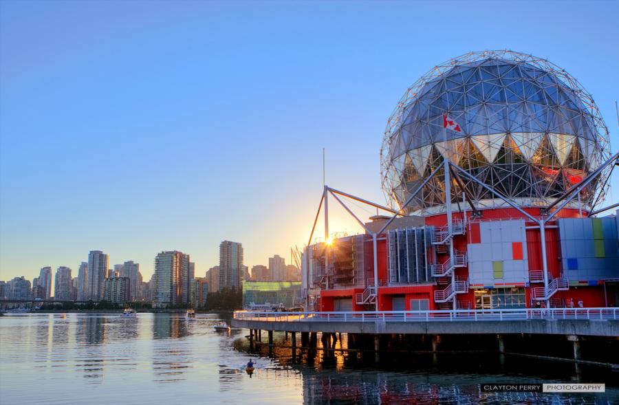 溫哥華科學館週末免費入場