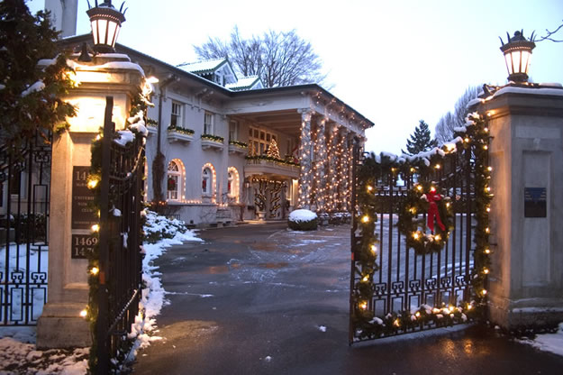 Christmas at Hycroft 海克劳夫特大宅的圣诞 2015