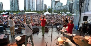 温哥华国际爵士音乐节