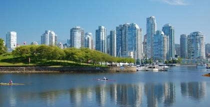溫哥華被評為全球最健康城市