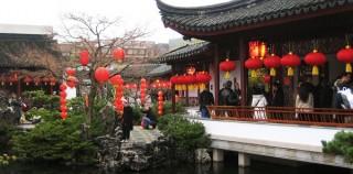 Year of the Yam Temple Fair 羊年庙会 2015