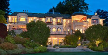 中國商人豪擲5180萬元購買溫哥華頂級豪宅