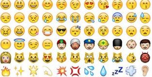 調查:加拿大人最愛使用暴力像徵表情符號
