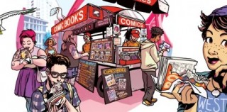 温哥华漫画艺术节 Vancouver Comic Arts Festival 2015