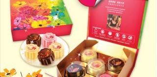 哈根达斯中秋冰淇淋月饼 大统华超市独家专卖限量500盒!