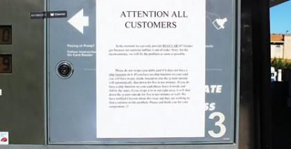 Chevron逾50加油站誤將regular汽油混入Premium出售