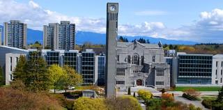 全球大学排行:UBC排第34 全加拿大第二(附完整榜单)