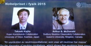 加拿大科學家獲諾貝爾物理學獎