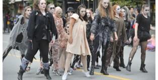 Vancouver Halloween Parade 溫哥華萬聖節巡遊2015