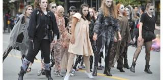 Vancouver Halloween Parade 温哥华万圣节巡游 2015