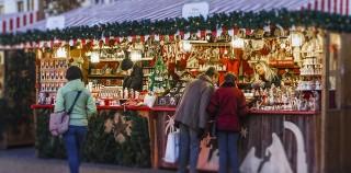 盘点大温地区圣诞集市和手工艺品展览— 温哥华篇