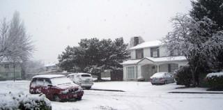 温哥华首场瑞雪或将于周三降临 温度将低至-6℃