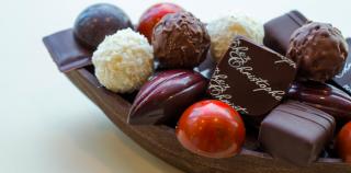 温哥华的那些手工巧克力 只有你没吃过的 没有我找不到的