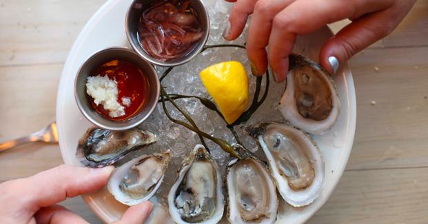 [吃货收藏]温哥华生蚝吧总汇 超过10家Oyster Bar(含地址及优惠时段)